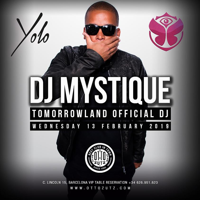 YOLO WEDNESDAY - DJ MYSTIQUE (Tomorrowland official dj)