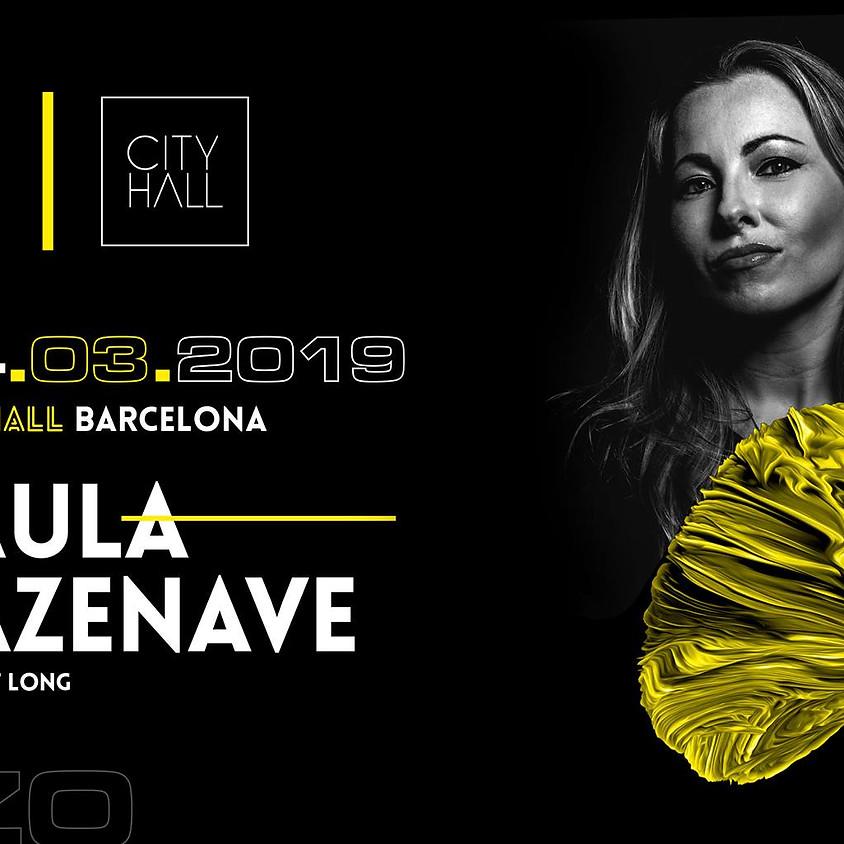 B Club: Paula Cazenave