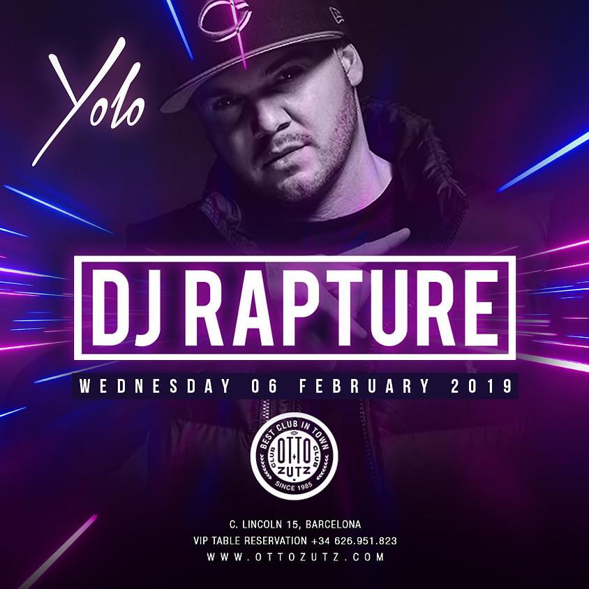 YOLO WEDNESDAY - DJ RAPTURE + GLOW PARTY