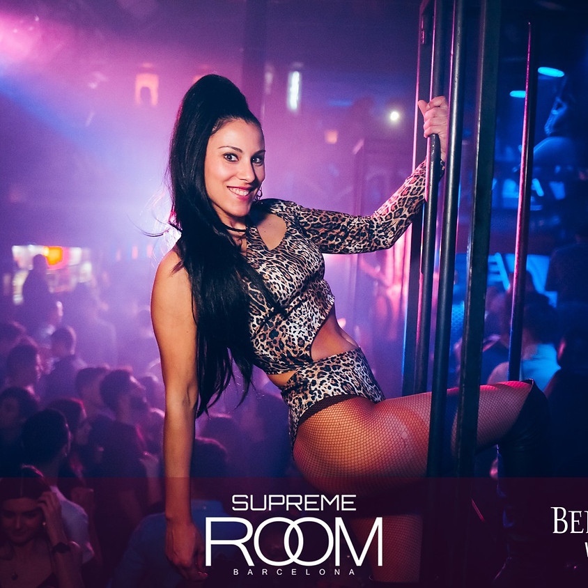 SUPREME ROOM · SATURDAYS