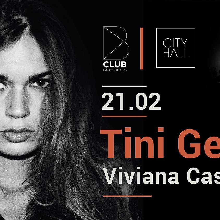 B Club: Tini Gessler