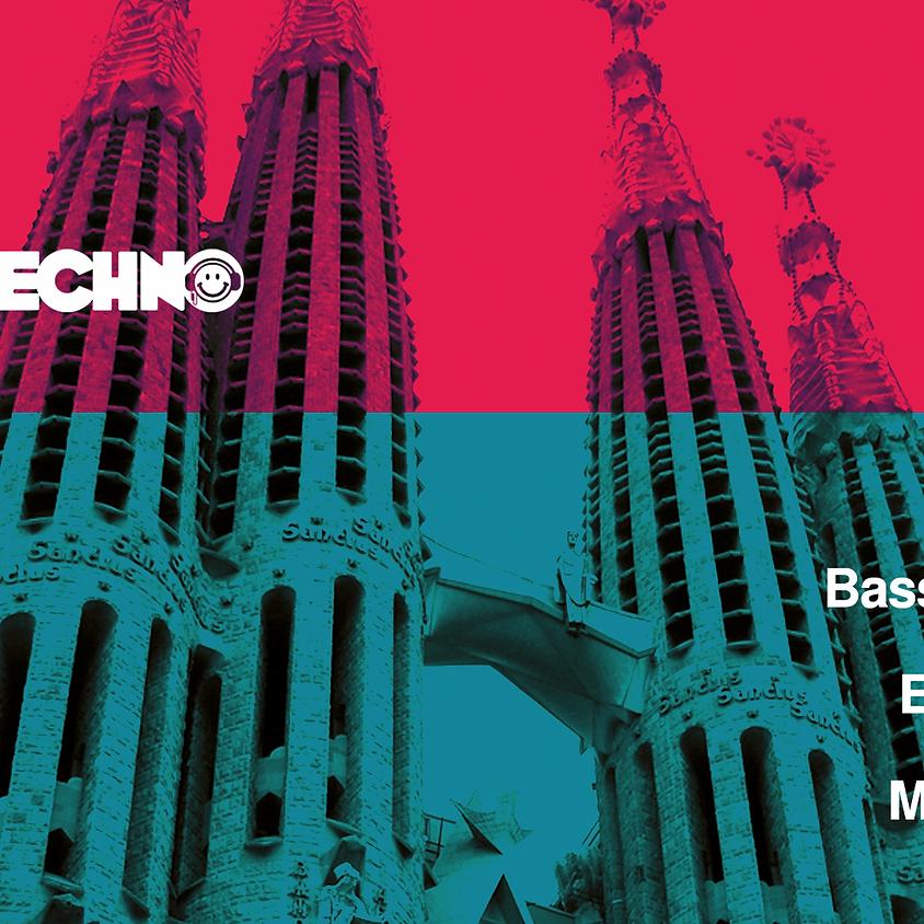Happy Techno pres: Made in Barcelona