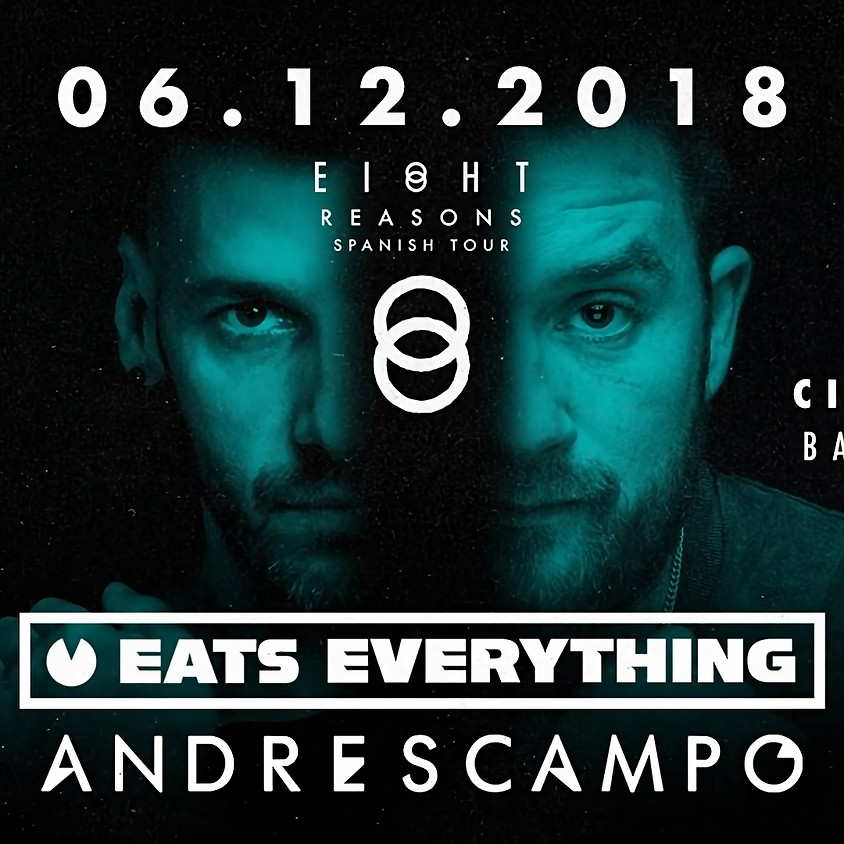 B Club presents Eats Everything - Andres Campo