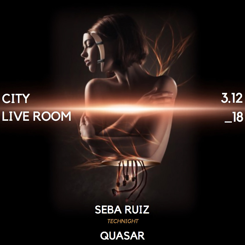 City Live Room pres : TechnoMonday