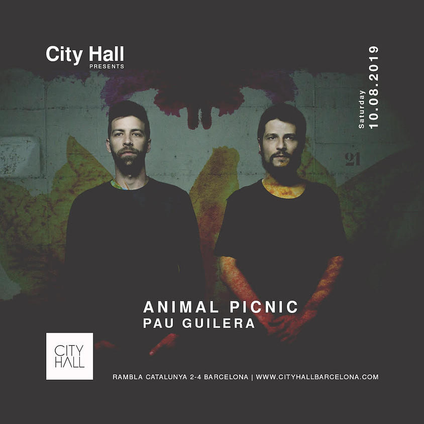 City Hall pres. Animal Picnic - Pau Guilera