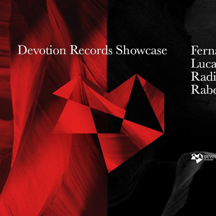 City Hall Barcelona pres. Devotion Records Showcase w/ Fernanda Martins + Lucas Freire