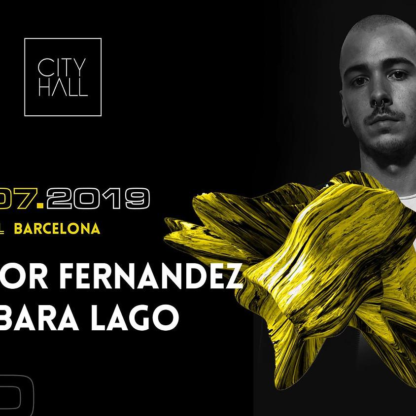 B Club: Victor Fernandez + Bárbara Lago