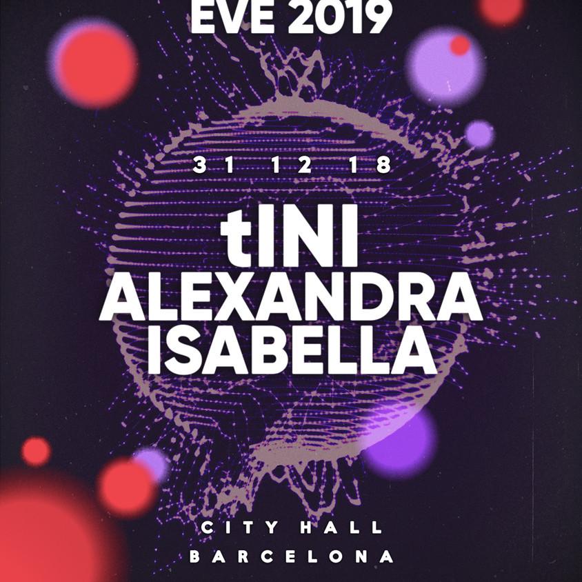 Loud-Contact NYE 2019 w/ tINI, Alexandra, Isabella