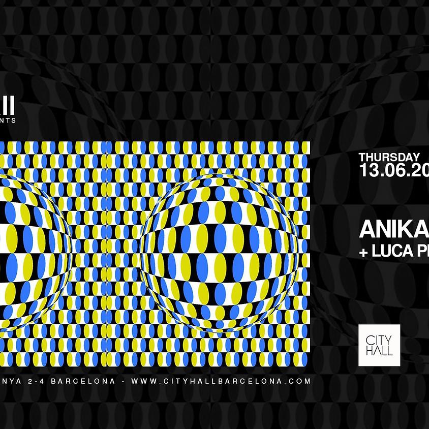 City Hall Barcelona pres. Anika Kunst + Luca Pernice