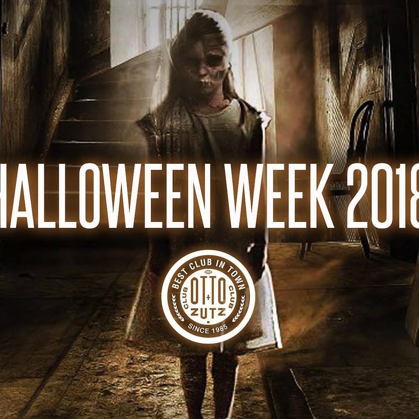 Halloween Otto Zutz