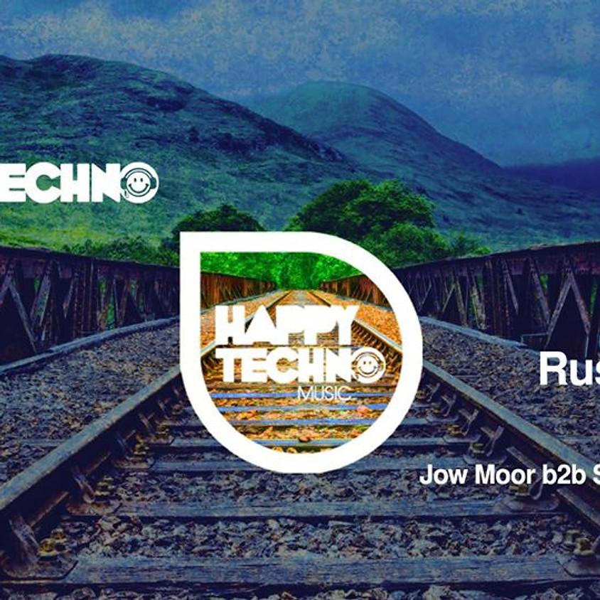 Happy Techno pres: Russ Yallop [Hot Creations] & Juarez