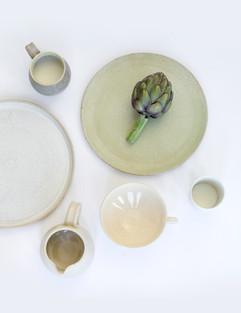 Keramik-Geschirr