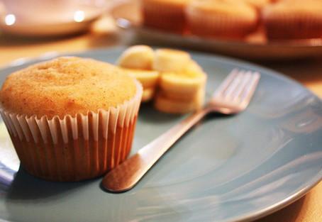 Sir Eat-a-Lot's Banana Muffins