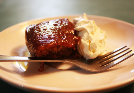 Sir Eat-a-Lot's Sticky Toffee Pudding