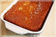 Sir Eat-a-Lot's Mava Pudding
