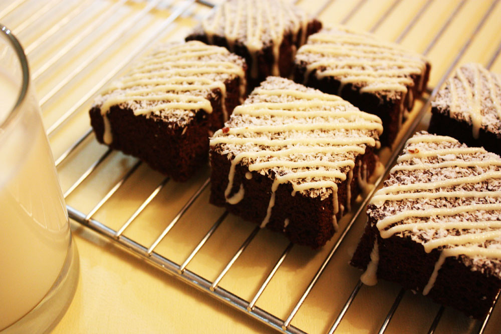 Sir Eat-a-Lot's Chocolate Brownies