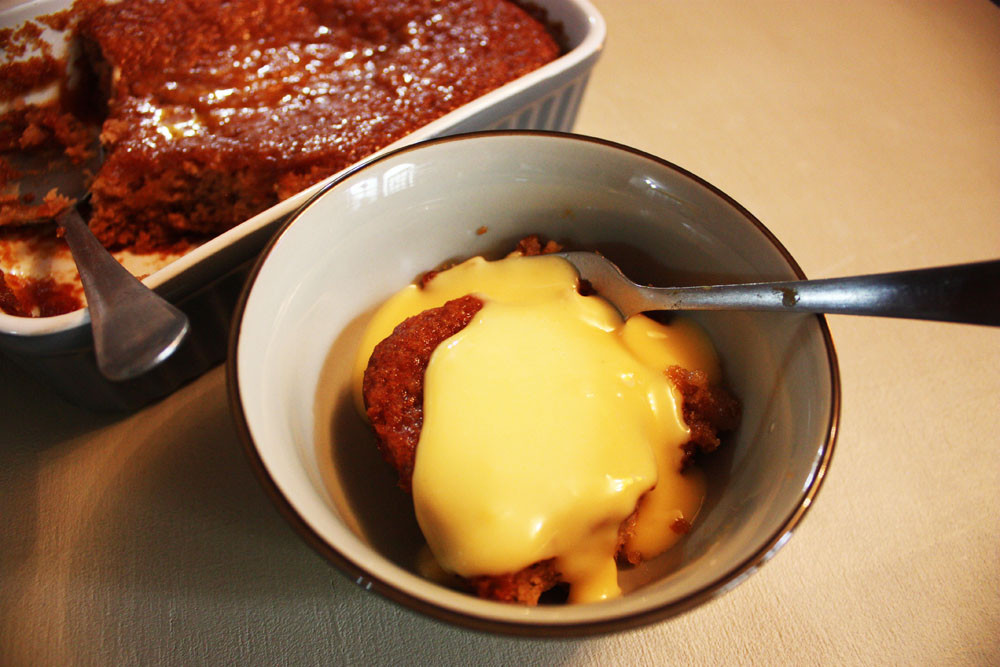 Sir Eat-a-Lot's Malva Pudding