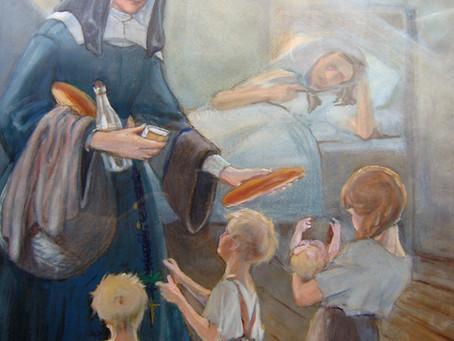 Fête de Sainte Louise