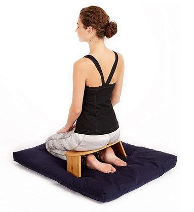 Foldable Mediation Bench