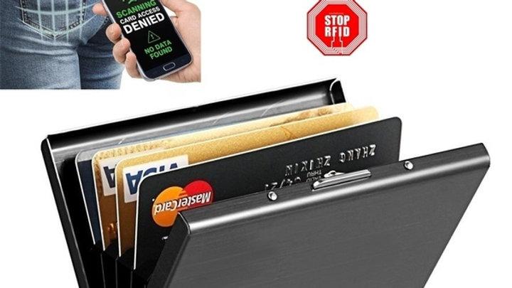 Kreditkartenhalter Box