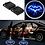Thumbnail: Drahtlose Auto Bat Logo Tür