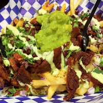 Adobada Fries