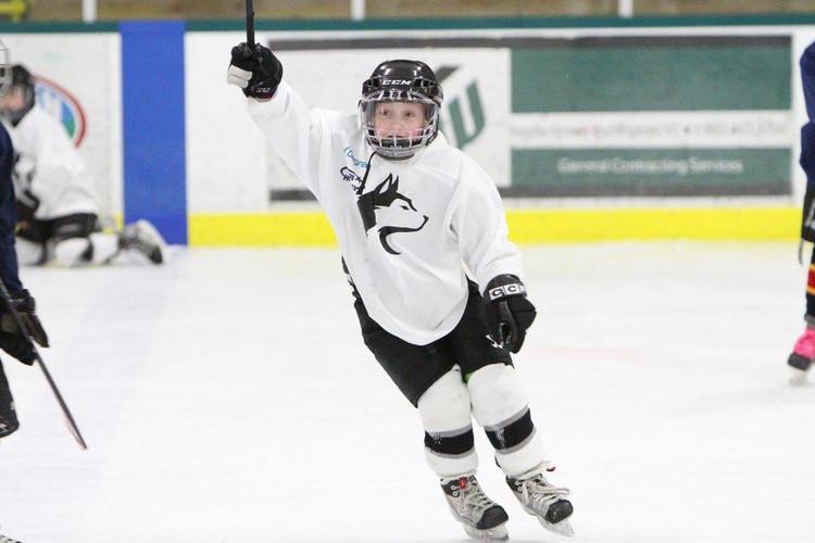 Sponsorship of Huskies Hockey Program