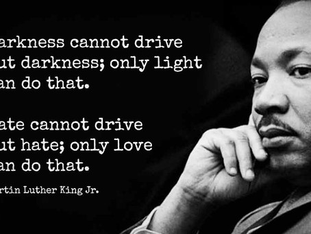 Honoring Martin Luther King, Jr. today and every day