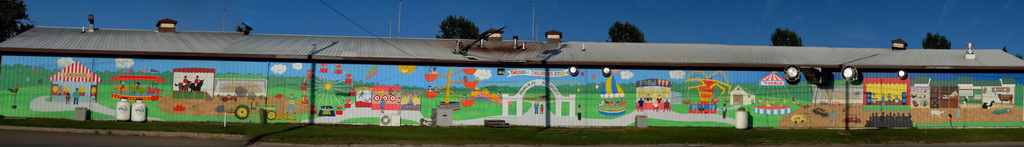 Malone Mural