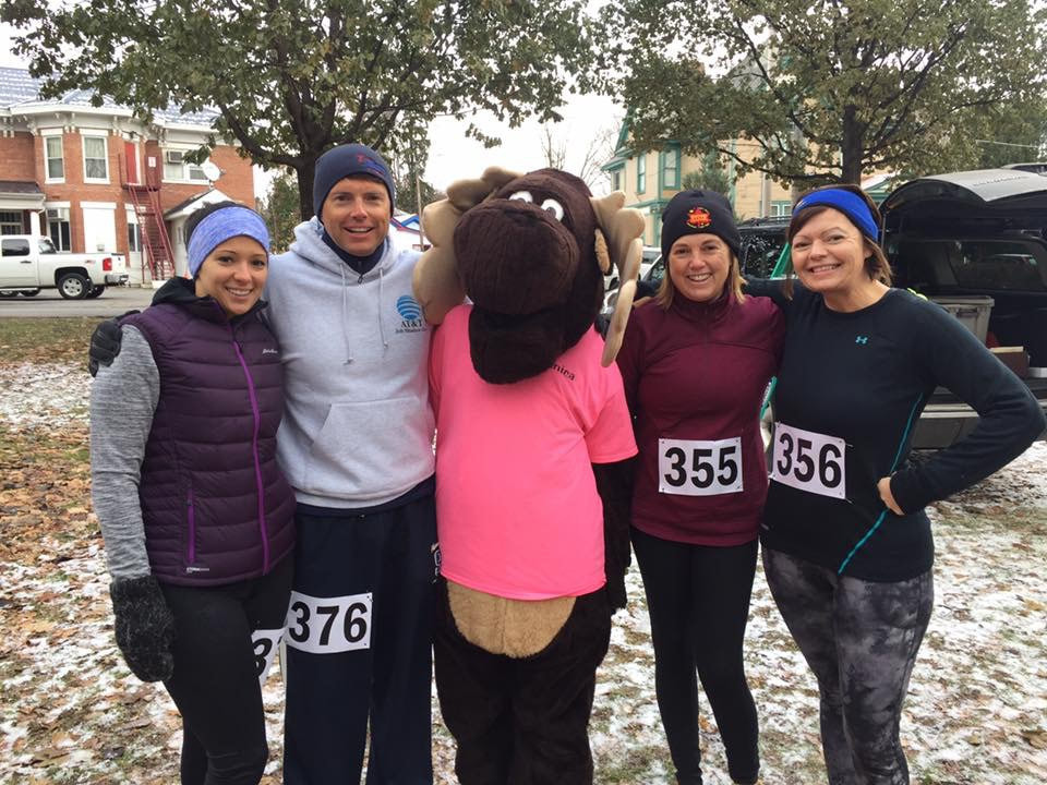Turkey Trot with Billy Jones!