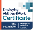Society for Human Resource Management SHRM Employing Abilities at Work Certificate achieved by Deborah Jenkins