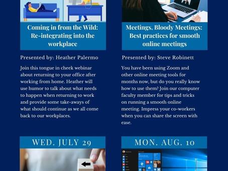 Change Agility:  Becoming a Pivot Master Webinar
