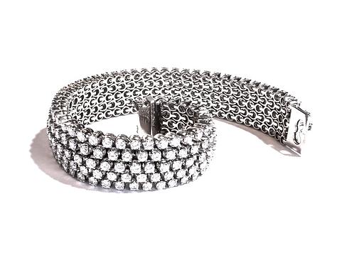 The H&H Stern Diamond Bracelet