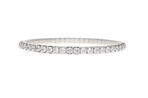 "6.5"" Diamond Tennis Bracelet"