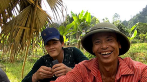 GIA Field Gemologists Seek Gems in Luc Yen, Vietnam