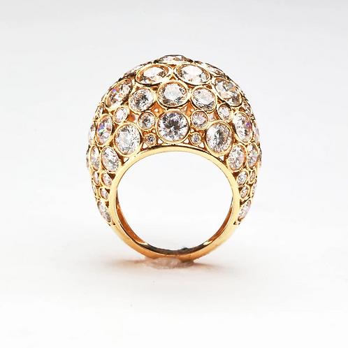 The Disco Diamond Ring