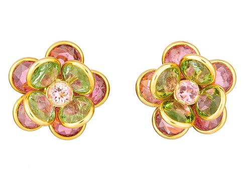 The Flower Earrings