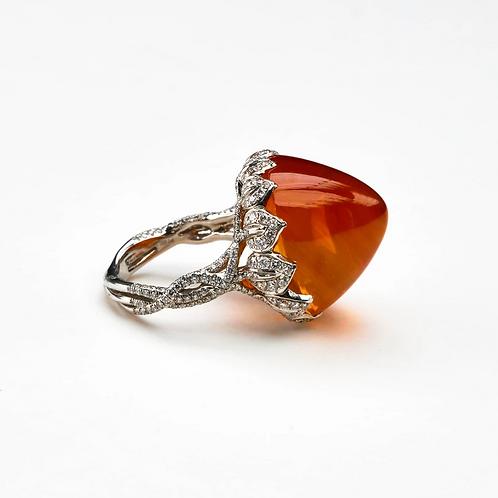 The Sri Lankan Sapphire Ring