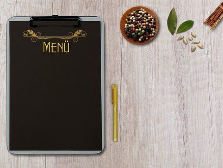 Dietitians Need to Be Confident with Menu Reviews