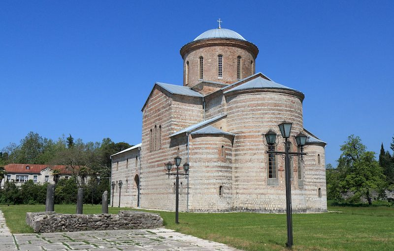 Патриарший собор в Пецунде