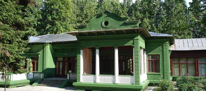 Дача Сталина в Абхазии