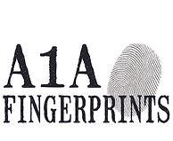a1a fingerprints logo