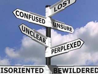 Spiritual Confusion