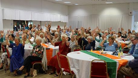 Elderly social club