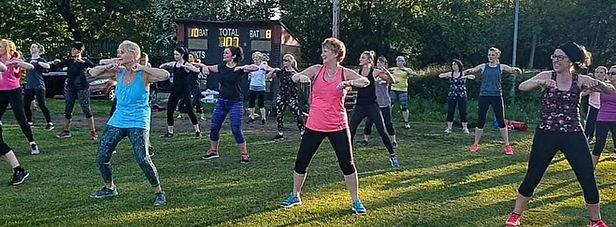 Outdoor Execise Classes in Cheadle Hulme