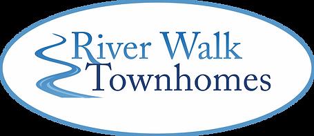 River Walk logo otter.png