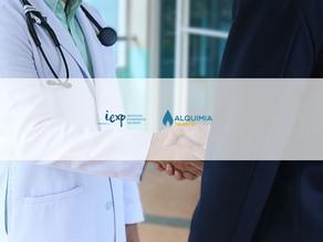 Partnership entre Iexp y AdT: Salud Digital Humanizada
