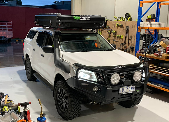 Dual Cab Over Cab tent mounting Kit/ rack
