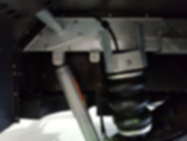 Tough Touring UEV 490 Air Bag Kit Stage