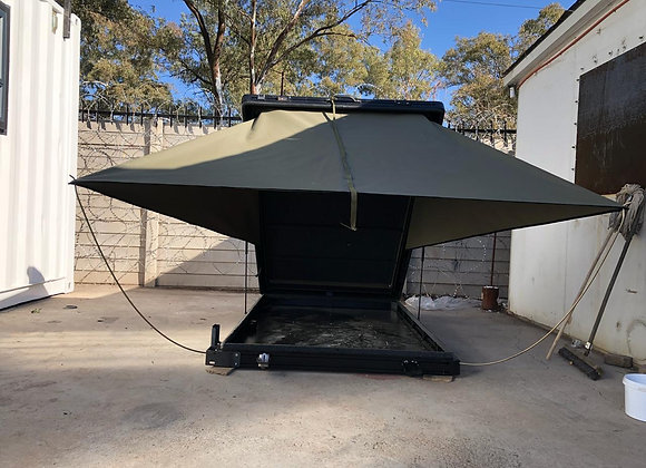 The Bush Company Alpha Series Rooftop Tent